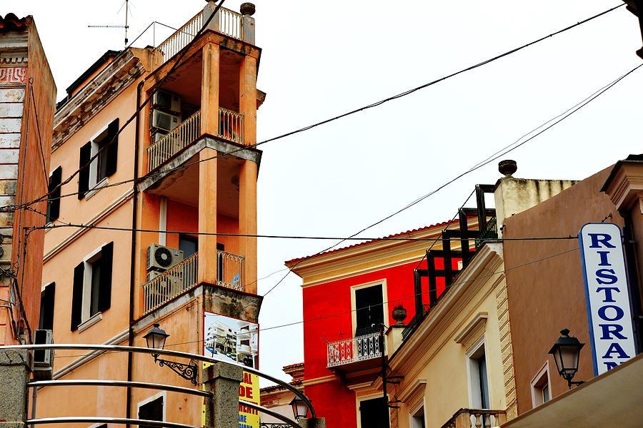 City Scene Photograph - La Maddalena -sardinia by Gianni Bussu
