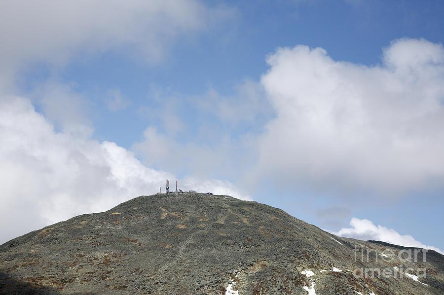 Mount Washington Photograph - Mount Washington - White Mountains New Hampshire Usa by Erin Paul Donovan