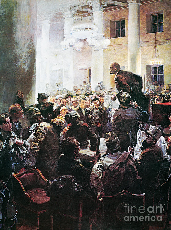 Russian Revolution of 1917 Definition, Causes, Summary