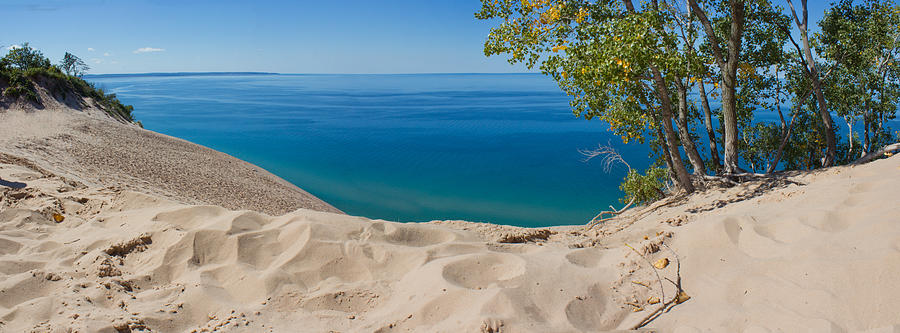 Sleeping Photograph - Sleeping Bear Dunes by Twenty Two North Photography