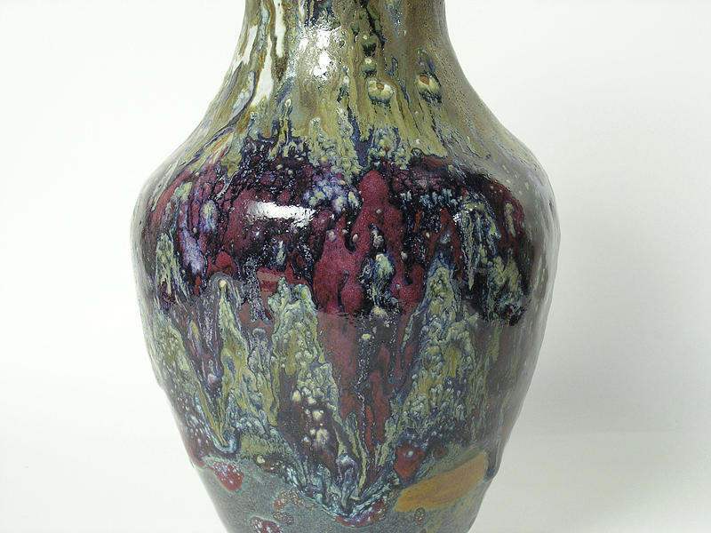 Untitled Vase Ceramic Art by Jack Roddy