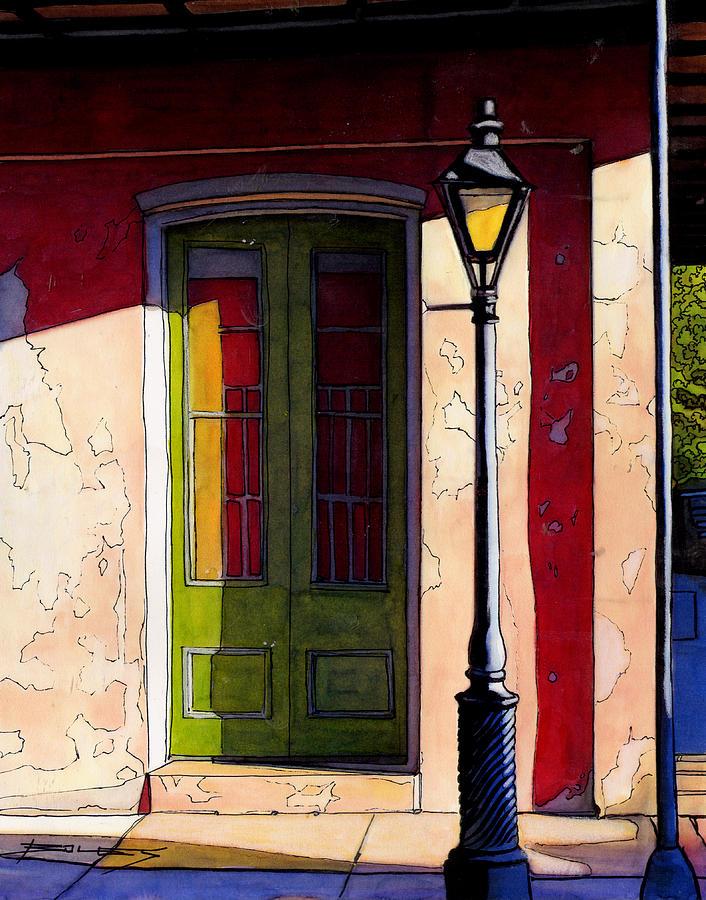 Louisiana Painting - 84 by John Boles