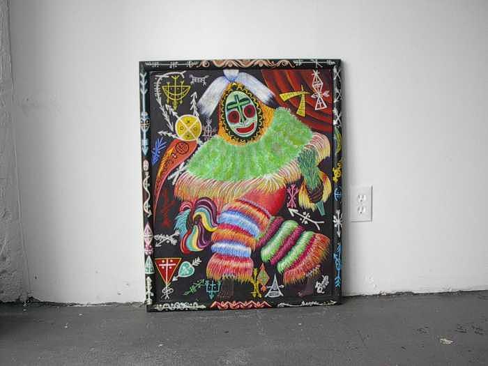 Ireme Painting by Carmelo  Prado