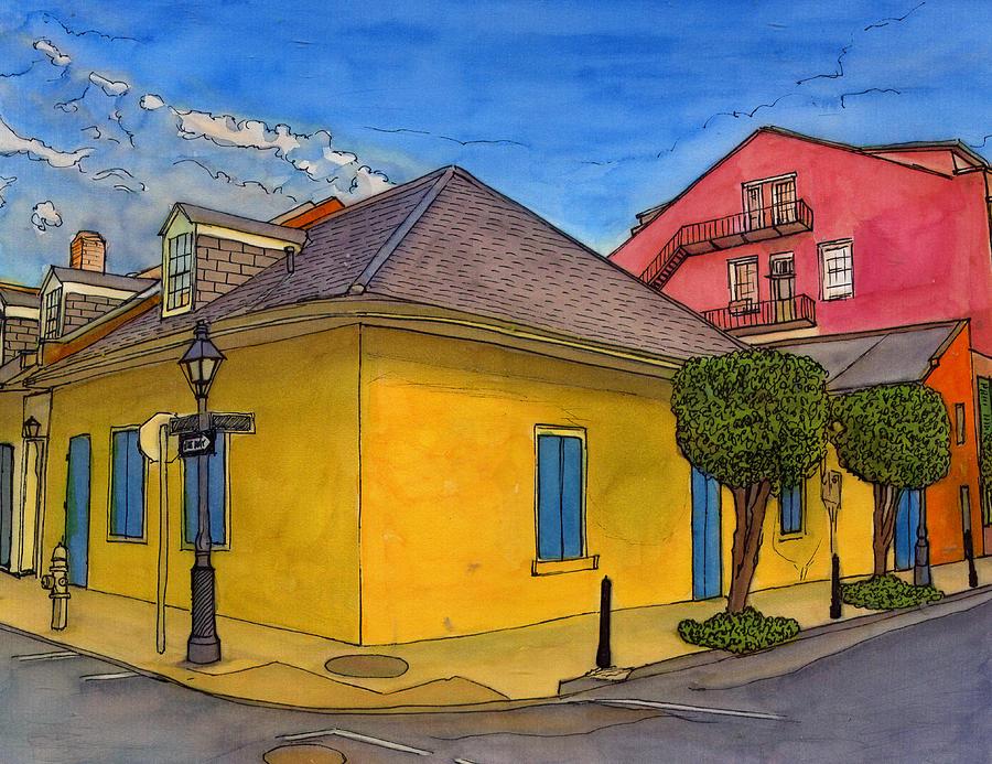 Louisiana Painting - 87 by John Boles