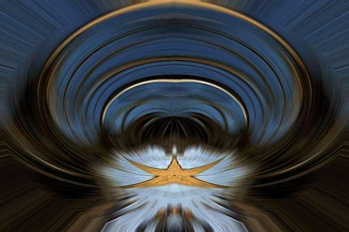 Utherus Star Digital Art by Frank Vazquez
