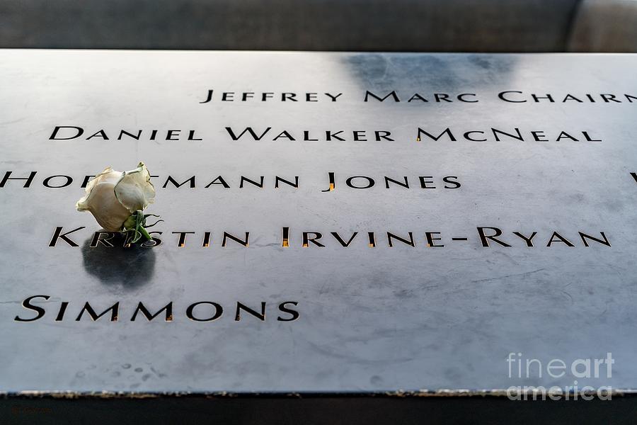 9-11 remembrance by Sue Karski