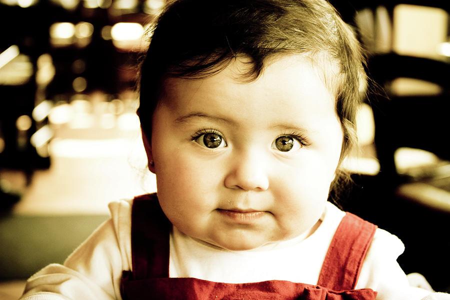 Babies Photograph - Baby by Jessica Cruz