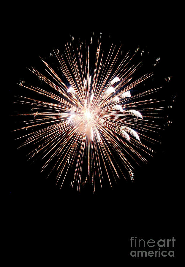 Photograph - Fireworks by Brent Parks