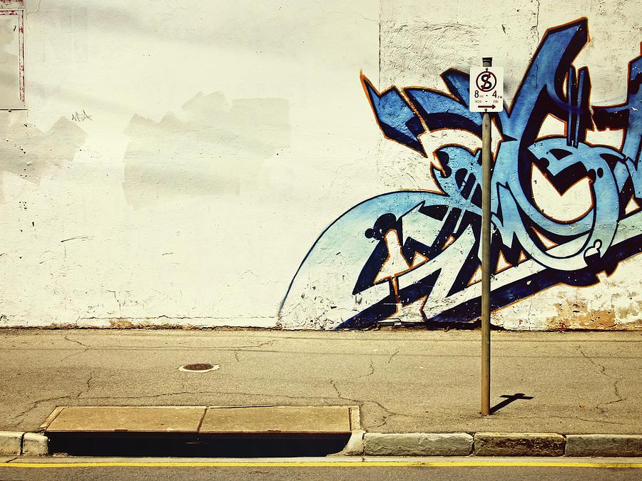Graffiti Digital Art - Graffiti by Mery Moon