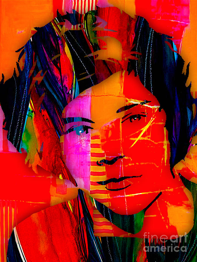 Harry Styles Mixed Media - Harry Styles Collection by Marvin Blaine