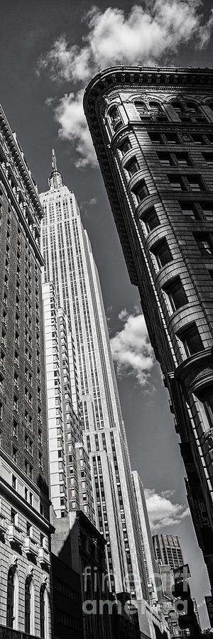 Architecture Photograph - New York  by Juergen Held