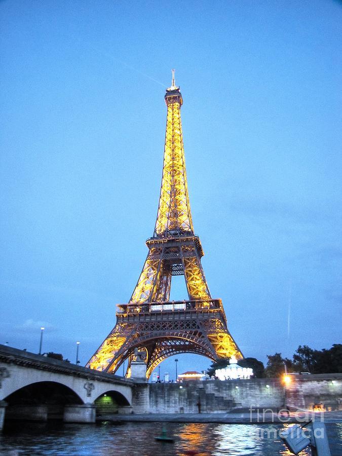 Paris Pyrography - Paris  by Yury Bashkin