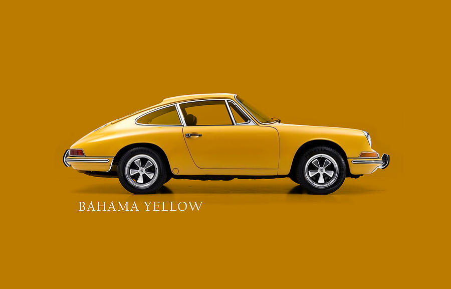 911 Bahama Yellow Phone Case Photograph By Mark Rogan