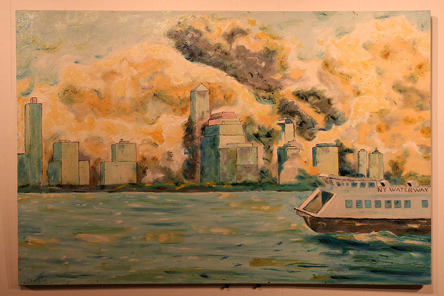 9112001 Painting by Biagio Civale