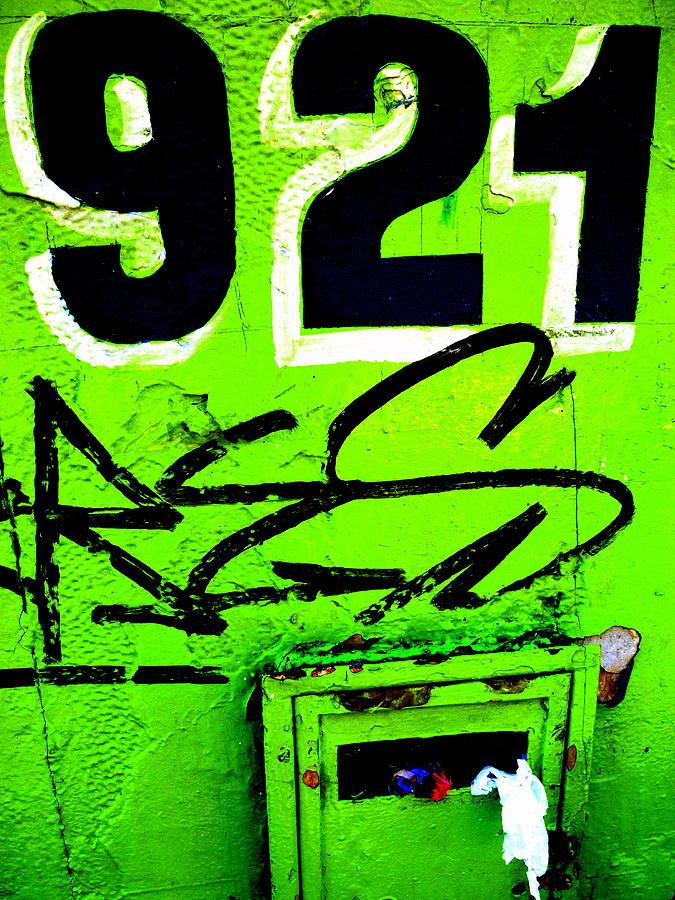 921 Santiago Photograph