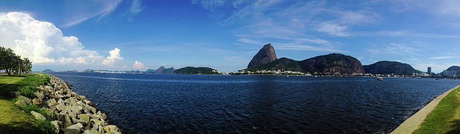 Ipanema Photograph - Rio De Janeiro by Cesar Vieira