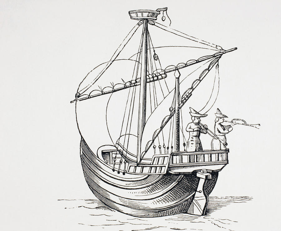 Line Drawing Ship : Old ship line drawing sketch coloring page