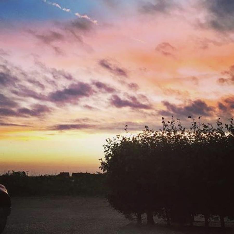 A Beautiful Morning Sky At 06:30 This Photograph by John Edwards