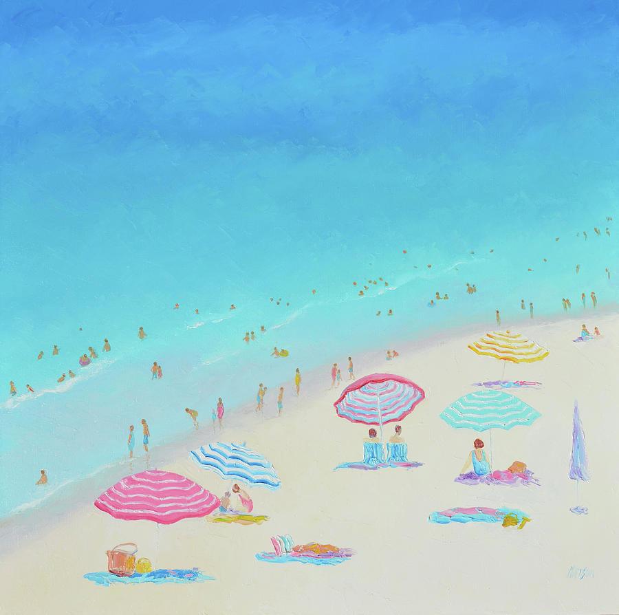 A Blue Blue Day by Jan Matson