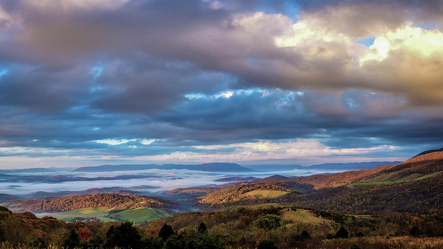 A Break in the Clouds by Joe Shrader