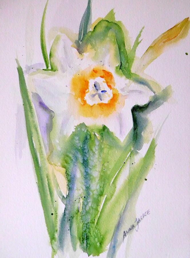 A Breath of Spring by Anna Jacke