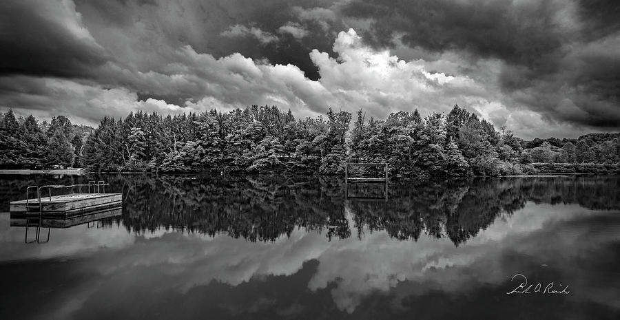 A Calm before the Storm by Frederic A Reinecke