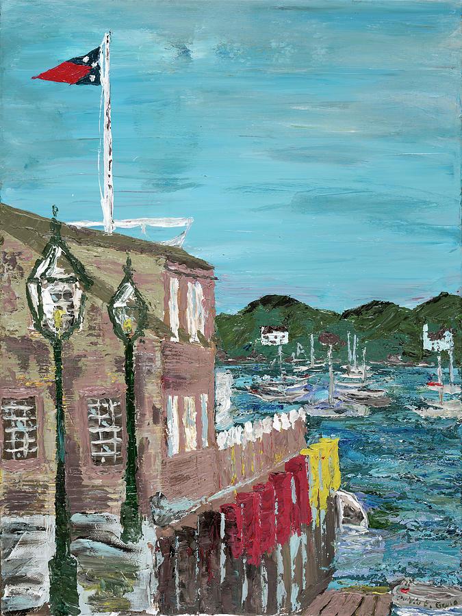 A Cape Cod Dream by Ovidiu Ervin Gruia
