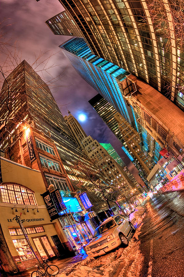 Nyc Photograph - A Citys Patience by Joshua Ball