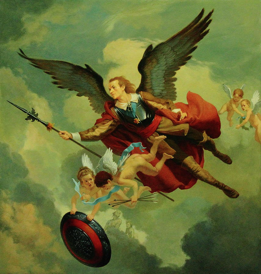 Baroque Painting - A Contradiction In Terms by Jim Thiesen