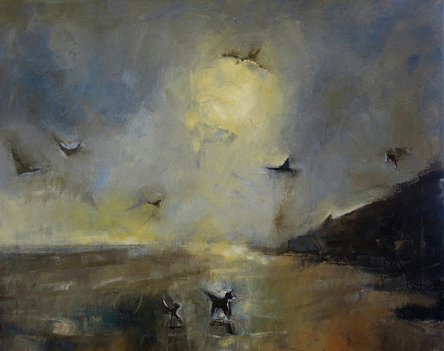 A dance of Sand and Sky by Suzy Norris