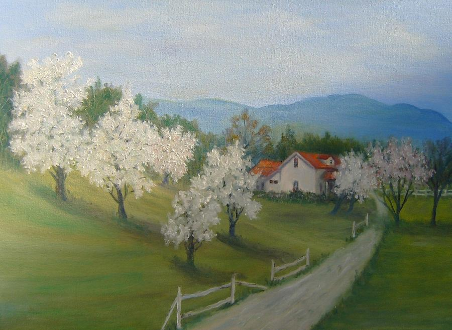 A Day in the Country Painting by Ben Kiger