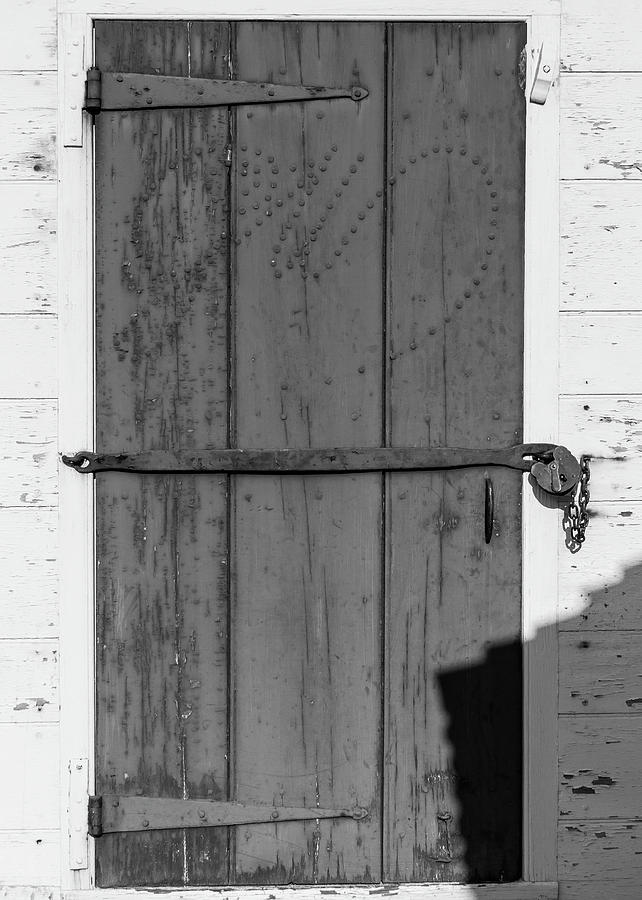 2015 Photograph - A Door With Character by Teresa Mucha