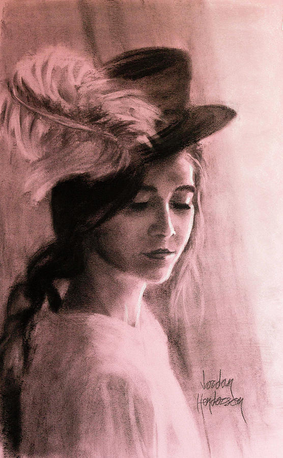A Feather in Her Hat by Jordan Henderson