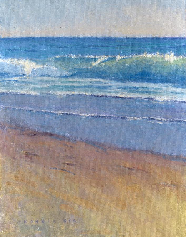 Gentle Wave  by Konnie Kim
