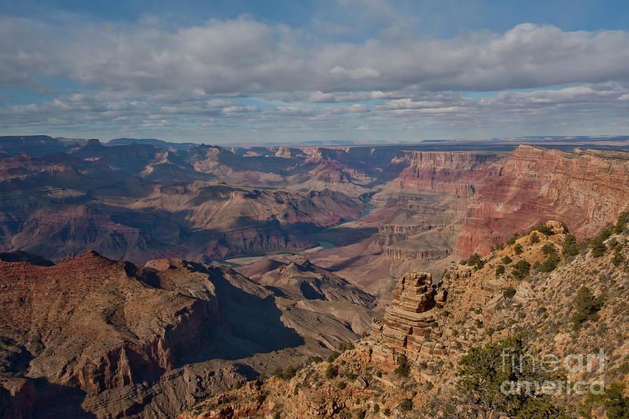 A Grand View Photograph by E Mac MacKay