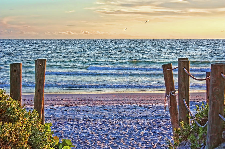A Gulf Welcome by HH Photography of Florida
