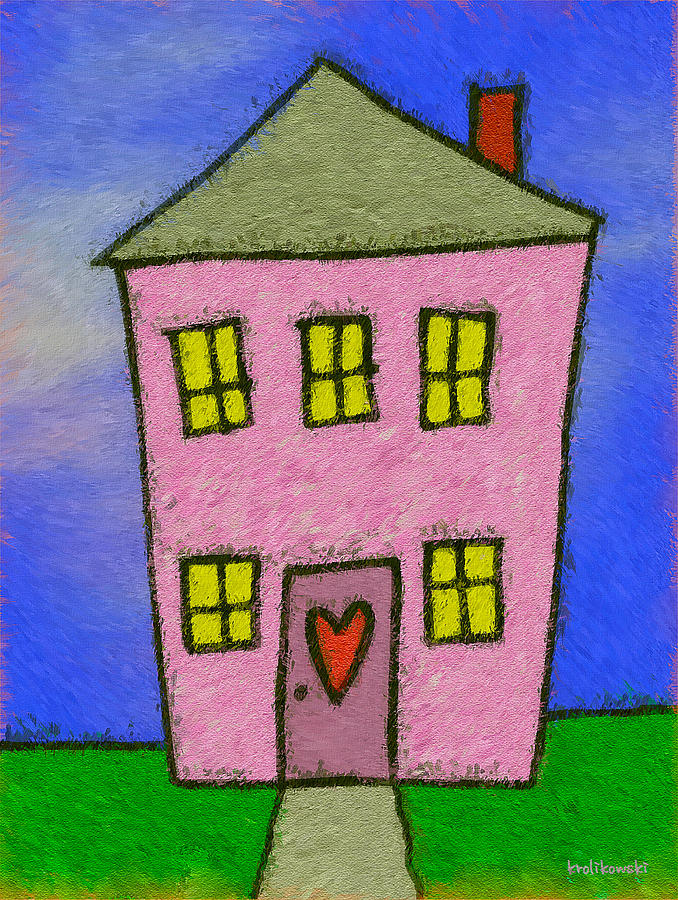 A Happy Home Painting