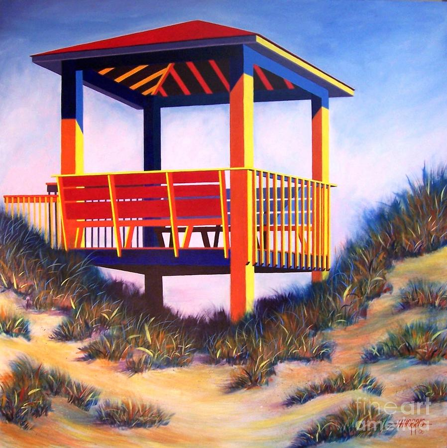 A Happy Place Painting by Hugh Harris
