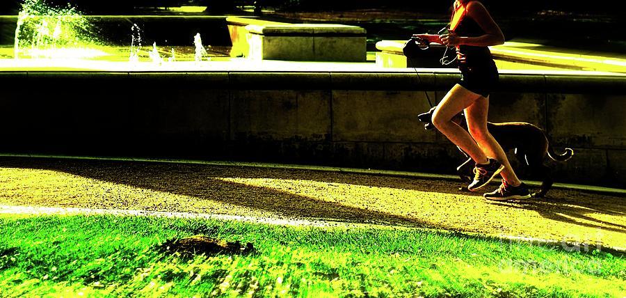 A Jog by JB Thomas