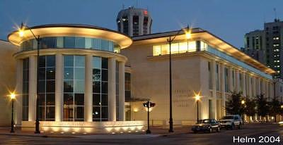 Library Photograph - A L Presidential Library by Jim Helm