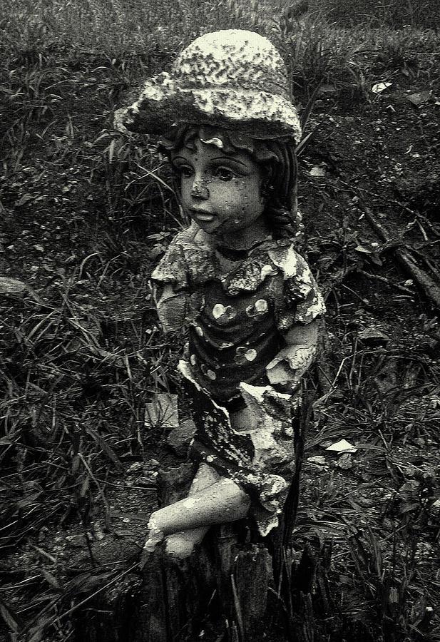 A Lady by Amarildo Correa