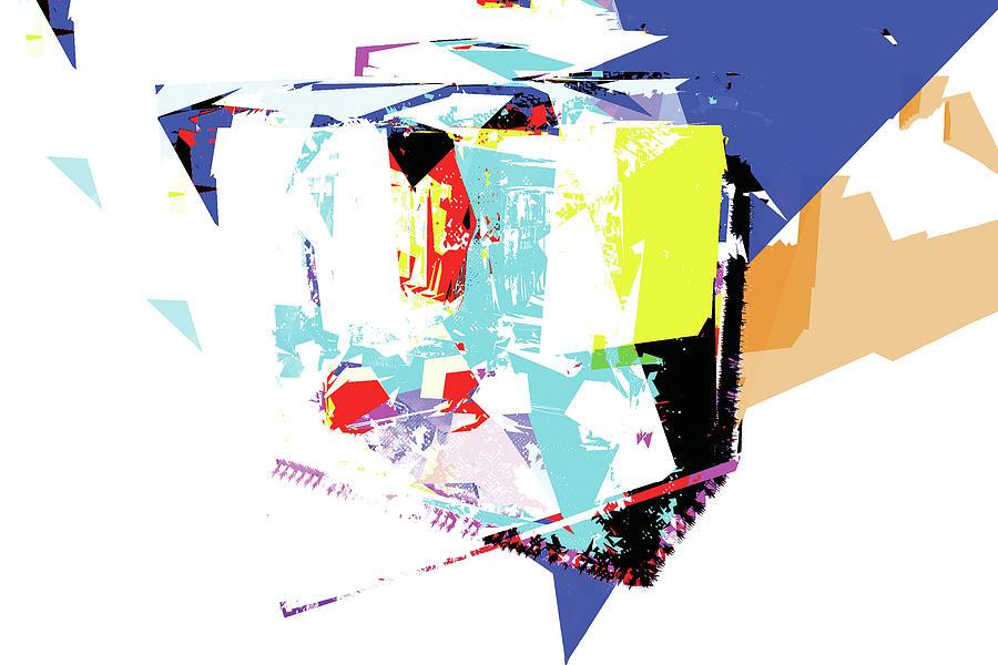 Digital Digital Art - A Little Radio by Poster Book