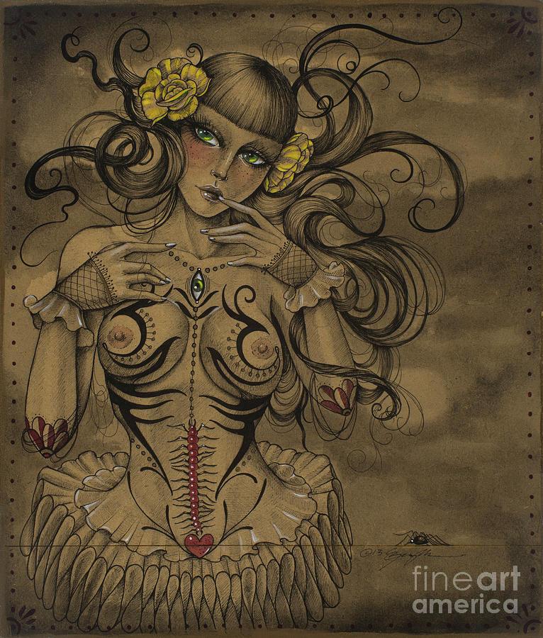 A Little Tribal by Curiobella- Sweet Jenny Lee