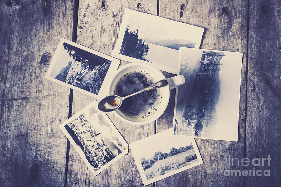 Coffee Photograph - A Moment by Jorgo Photography - Wall Art Gallery