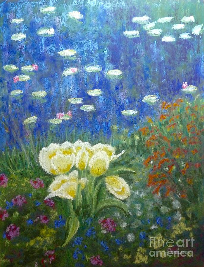 A Monet Moment by Lynda Evans