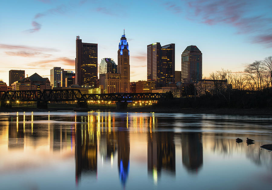A New Day in Cbus by Charlie Jones