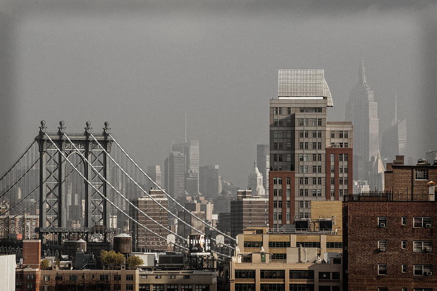 New York City Photograph - A New York Composite by William Reade