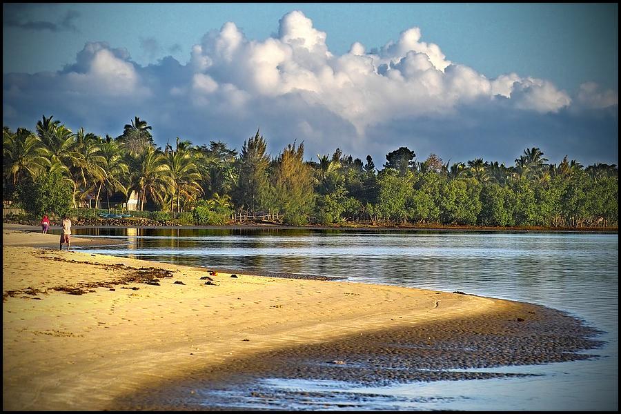 Madagascar Photograph - A Part Of Paradise by Haingo Rakotosamimanana