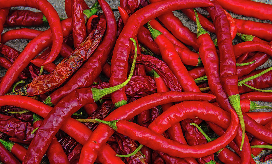 A Peck of Unpickled Peppers by John Harding