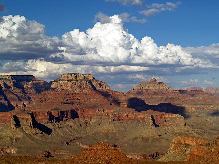 Grand Canyon National Park Photograph - A Perfect Day by Carrie Putz